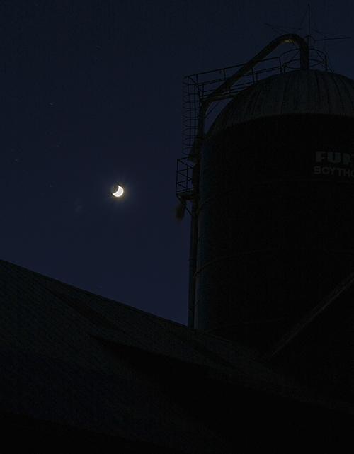 205 nymåne